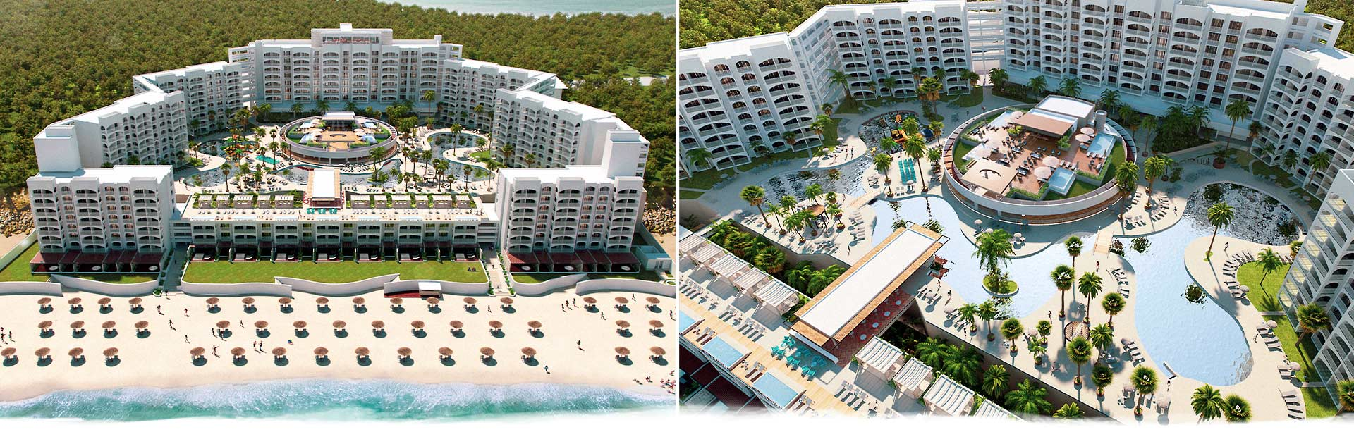Royal Uno the best all inclusive Cancun resort
