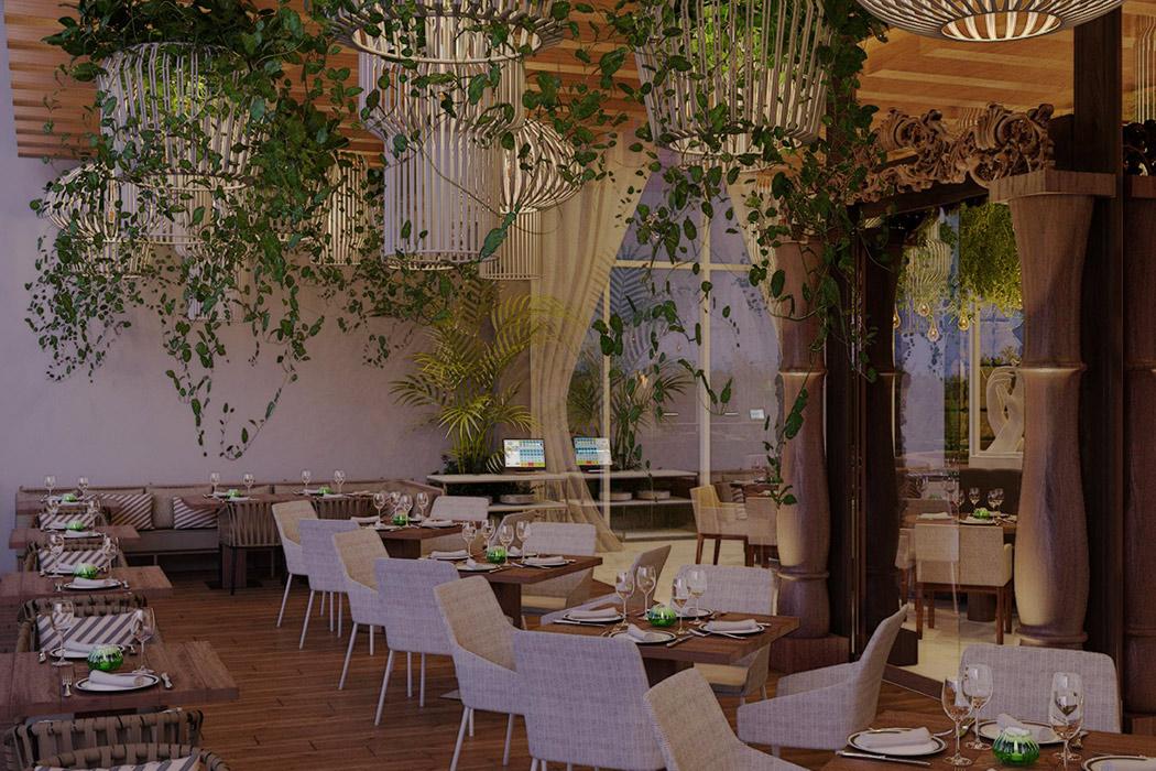 Miamare - Italian cuisine